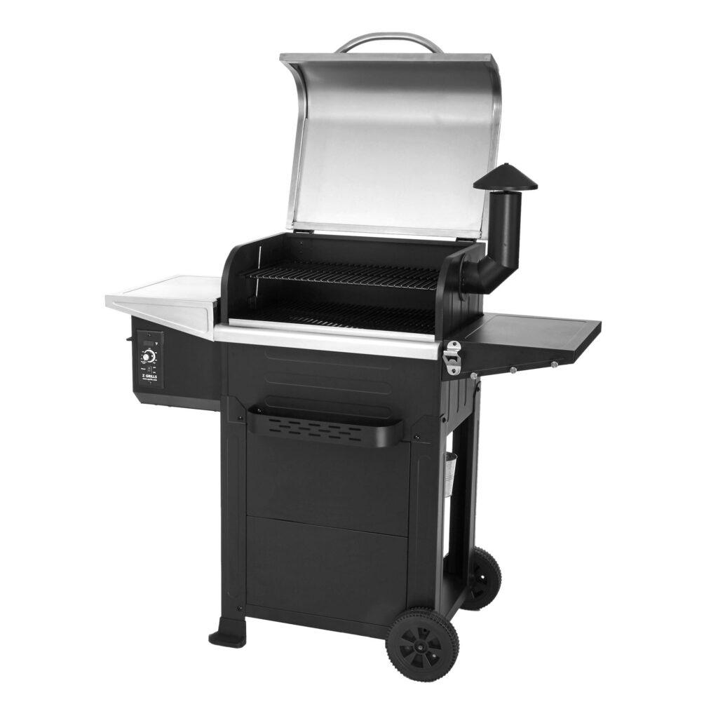 barbecue granules zgrills 600