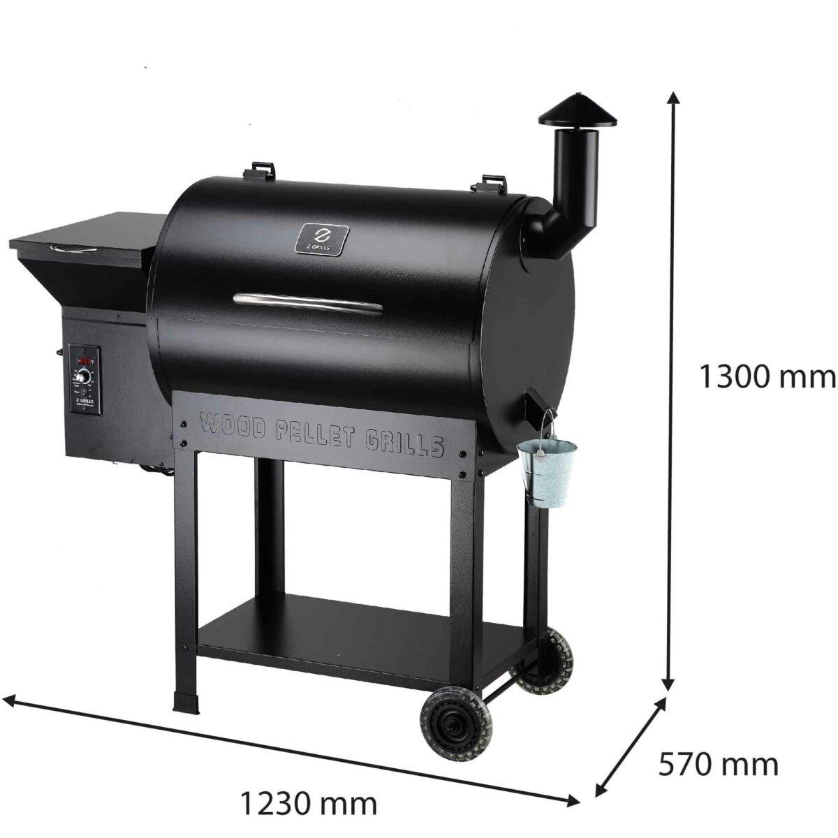barbecue pellets zgrills 700