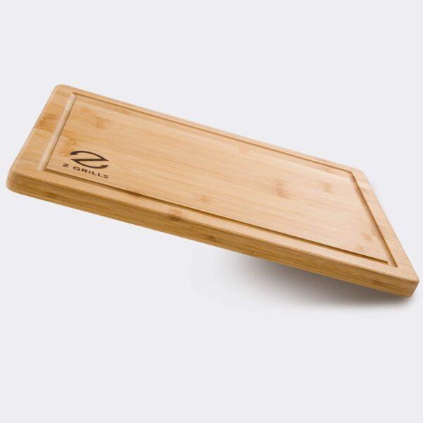 planche decoupe barbecue bamboo