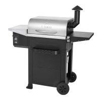 barbecue pellet zgrills 600